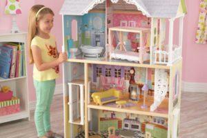 Mooie poppenhuizen voor meisjes