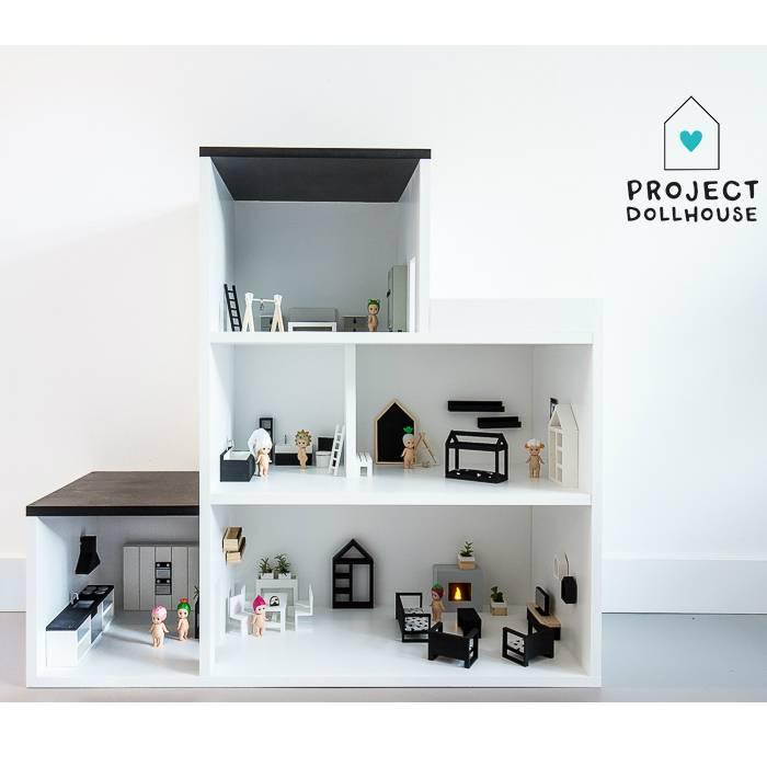 Project Dollhouse poppenhuis